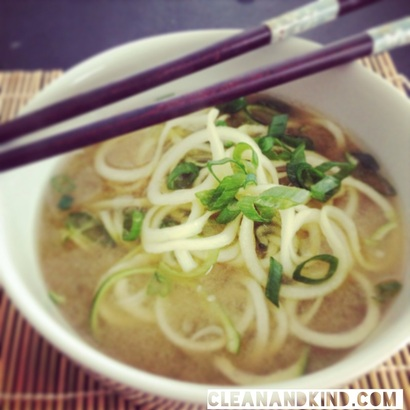 ... ! This recipe reminds me of the Oriental flavored Instant Ramen. Yum
